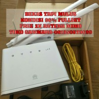 HOME ROUTER-MODEM WIFI-HUAWEI ALL OPERATOR 4G CEPAT