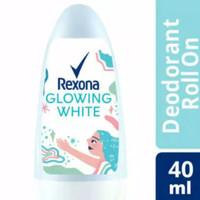 Rexona Deodorant Roll On Dreamy White Glowing White 40ml