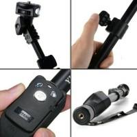 Tongsis Yunteng YT-1288 Remote Bluetooth / Monopod Selfie Bluetooth