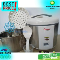 COSMOS CRJ-9303 MagicCom / Rice Cooker Stainless Steel Inner Pan