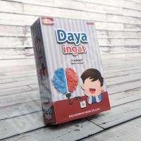 Flashcard Daya Ingat - KONSEP Kartu Pintar Mainan Edukasi Anak