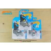 Hot Wheels Honda Monkey Z50 Diecast Miniatur Motor 1/64