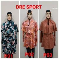 Baju renang muslimah dewasa panjang