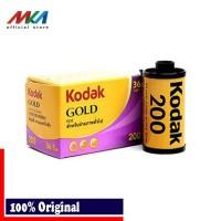 Roll Film KODAK GOLD 35mm iso 200
