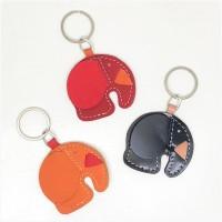 gantungan kunci kulit elephant original lopolo asli kulit sapi