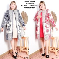 Dress Batik Wanita / Terusan Batik Wanita Model Terbaru