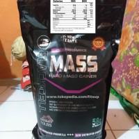 Hard Mass Gainer 10lbs BlackCell GAINER susu penambah berat badan