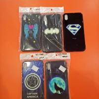 Soft case gambar 3D Iphone XS MAX