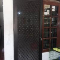 Pintu kawat nyamuk aluminium