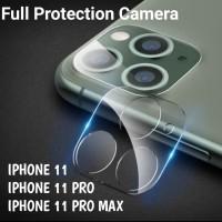 Iphone 11 Pro Max Anti Gores Pelindung Camera Lens Bening Full Clear