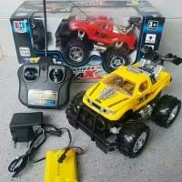 mainan mobil jeep off road remot wheel max