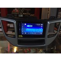 Pioneer avh-g255bt Radio tape head unit oem looks hyundai tucson 2015