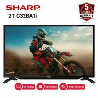 LED TV SHARP 32 2T-C32BA1i HD TV [32 inch / HDMI / USB PICTURE +