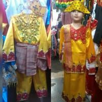 Paling Terlaris Pakaian Baju Adat Anak Gorontalo Size S - M Lk/Pr