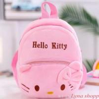 Tas Ransel Anak Karakter / Tas Anak Kecil / Tas Import (PINK KT)