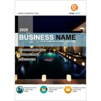 Cetak Brosur / Leaflet / Flyer A5 - 2 Sisi