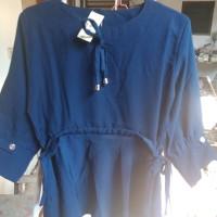Baju Atasan Wanita/Baju Navi/Baju Fashion/Blouse
