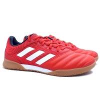 Sepatu Futsal Pria Adidas Copa 20.3 Sala - Variant Actred/Ftwwht