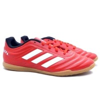 Sepatu Futsal Adidas Copa 20.4 IN - Variant Actred/Ftwwht