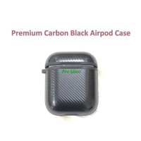 Apple Airpods Airpod 1 / 2 Premium 3D Carbon Case + Strap Original