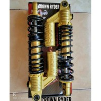 Terpopuler ! Shockbreaker tabung ride it model KYB 340mm Rx King Supra