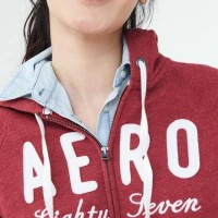 Terpopuler ! Aeropostale red jacket Q