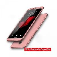Xiaomi Redmi 5 Plus 5A Note 7 5 Pro 4X Case Hard PC 360 Full Cover Tem