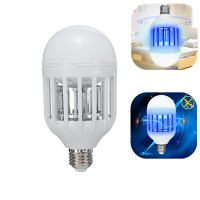 Mb E27 15W 6500K 1000LM Anti-Mosquito Insect Zapper LED Light