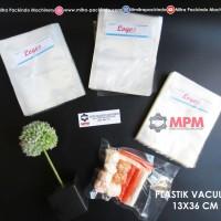 Plastik Vacuum 13 X 16 Cm Vacum Bag, Plastic Vakum Mesin Sealer
