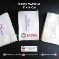 Plastik Vacuum 11 X 16 Cm Vacum Bag, Plastic Vakum Mesin Sealer
