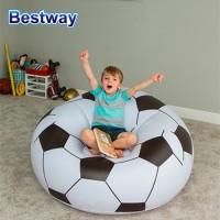 Sofa Angin Bola Soccer Bestway / Kursi angin bola murah / Bestway