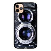 Casing HP iPhone 11 Pro Max Hardcase Twin Reflex Camera Y1901
