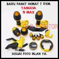 Paket Termurah Yamaha Nmax 16 Item Accesories Motor