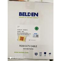 Kabel CCTV Belden RG59 (9105SL2P) + Power