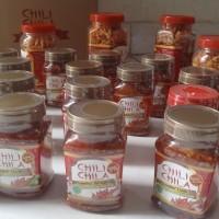 sambal mangga chili chila-homemade