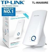 TP-LINK 300Mbps Universal WIFI Range Extender TL-WA850RE-White