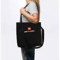 Tote Bag Original JBL Tas Belanja Travel