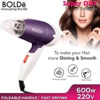 BOLDE Super DRY Hair Dryer Pengering Rambut BELLAGIO