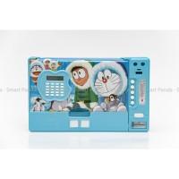Tempat Pensil Magnet Jumbo Doraemon Kalkulator 1616