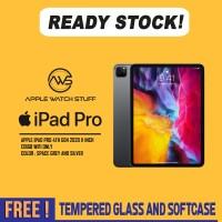 Apple iPad Pro 4th Gen 2020 11 Inch 128GB Wifi Only A12Z LiDaR Scanner - Space Grey
