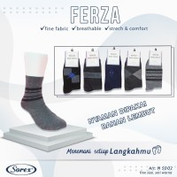 Kaos Kaki SOREX - Mens Basic Socks SOREX - Kaos Kaki Formal M5002