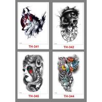 Tattoo/Tattoo temporary/Tattoo Temporer/Tatto 21x15cm TH 015019