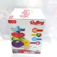 mainan rolling ball / mainan edukasi /mainan bayi