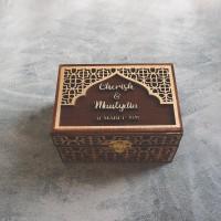 Ring Box Rustic 20x15cm / Kotak Mahar Seserahan / Seserahan Rustic