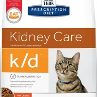 Hill's k/d Kidney Care with Chicken Dry Cat Food 1,81kg