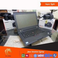 Thinkpad L430 Core i5 Ram 6gb Layar14in Scu4879