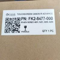 touchscreen Canon Ir advance 6075 6275