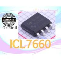 ORIGINAL ICL7660 Charge Pump DC-DC Voltage Conterver SOP-8 HGSEMI