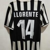 JERSEY LLORENTE ORIGINAL JUVENTUS HOME 2013-2014
