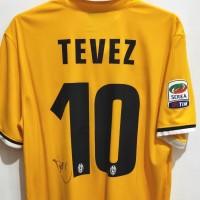 JERSEY TEVEZ ORIGINAL JUVENTUS AWAY 2013-2014